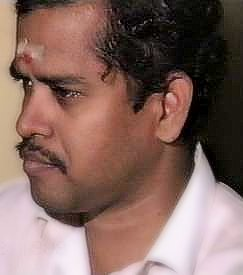 My cousin,P. Ramachandran